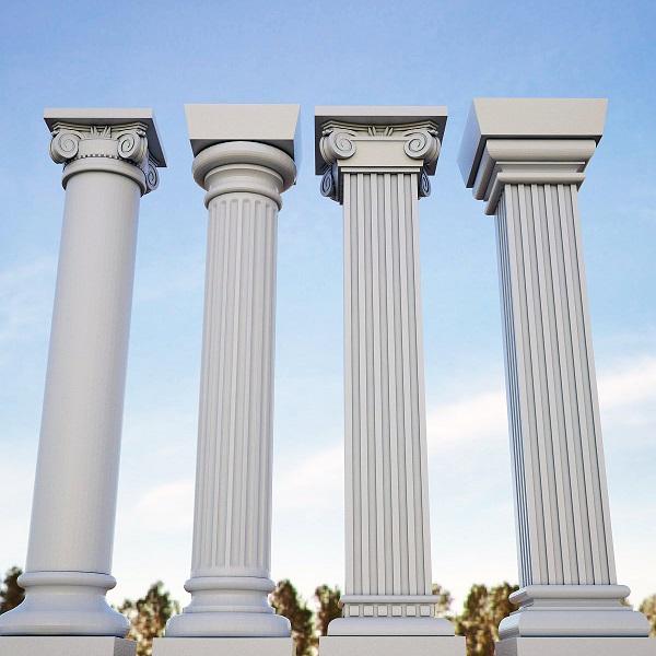 ستون رومی