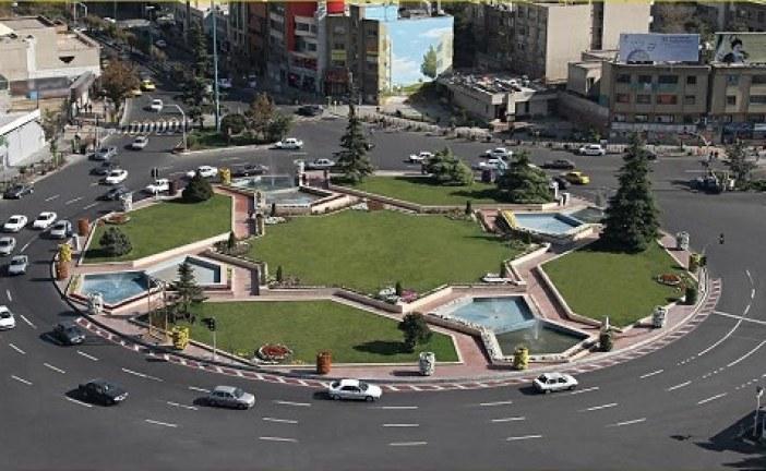 تحلیل فضای شهری – میدان ونک – پروژه تحلیل فضا – پاورپوینت تحلیل فضا