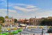 تحلیل فضای شهری – میدان حسن آباد – پروژه تحلیل فضا – پاورپوینت تحلیل فضا
