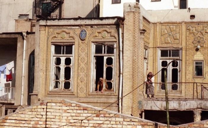 تحلیل و برداشت منزل مسکونی قیافه مشهد + پروژه اتوکدی