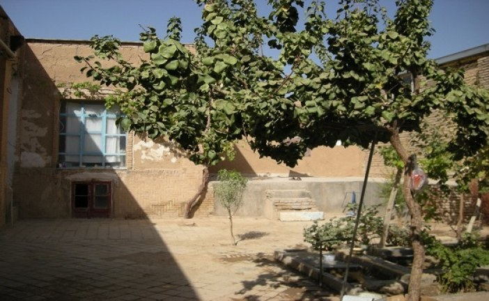 برداشت از بناهای تاریخی – خانه عظیمی کاشمر – پروژه برداشت