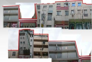 تحلیل فضای شهری – خیابان خیام جنوبی ارومیه – پروژه تحلیل فضا – پاورپوینت تحلیل فضا