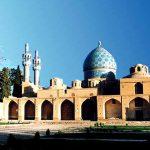 پروژه برداشت از بناهای تاریخی – آستانه شاه نعمت الله ولی