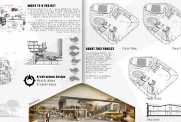 دانلود شیت لایه باز معماری ۰۳ – شیت بندی آماده در فتوشاپ