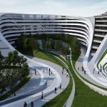رساله طراحی مجتمع مسکونی