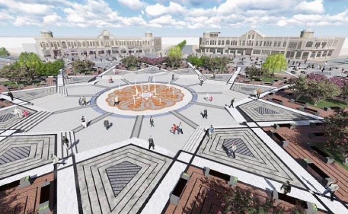 تحلیل فضای شهری – میدان امام همدان – پروژه تحلیل فضا – پاورپوینت تحلیل فضا