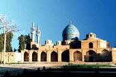 پروژه برداشت از بناهای تاریخی – تحلیل آستانه شاه نعمت الله ولی