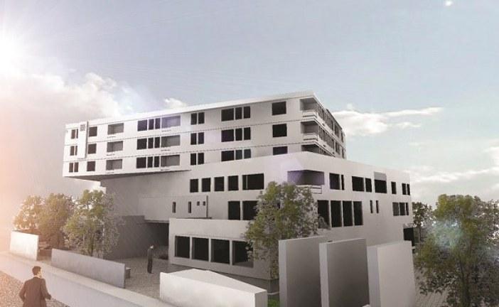 پروژه آماده بیمارستان(اتوکد+رندر+شیت بندی+پوستر)-پروژه معماری