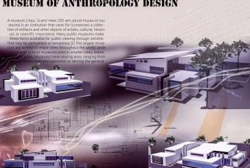 پروژه معماری موزه – فایل اتوکد و اسکچاپ – شیت لایه باز