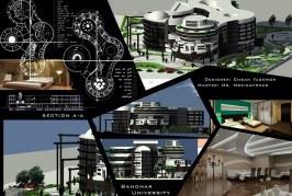 پروژه معماری هتل – اتوکد / سه بعدی / شیت لایه باز فتوشاپ