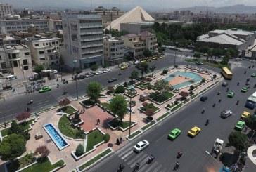 تحلیل فضای شهری – میدان بهارستان تهران – پروژه تحلیل فضا – پاورپوینت تحلیل فضا