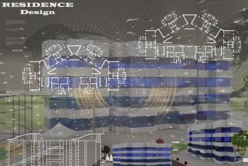 پروژه معماری – خوابگاه دانش آموزی – پروژه آماده معماری – پروژه کامل معماری – طرح نهایی معماری