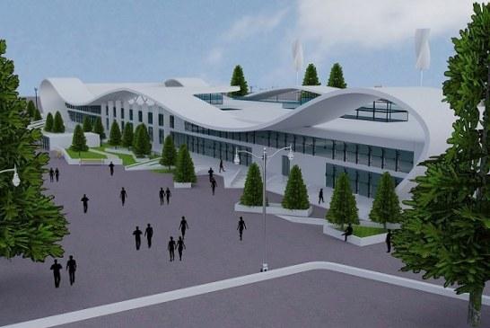 پروژه معماری پژوهشگاه – پروژه کامل پژوهشگاه (فایل اتوکد ، سه بعدی ، پوستر ، PSD)