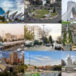 لیست پروژه های تحلیل فضای شهری – پاورپوینت های تحلیل فضای شهری