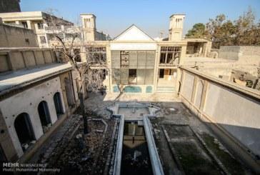 پروژه مرمت عمارت نصیرالدوله – مرمت ابنیه تاریخی – پاورپوینت مرمت