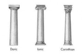 آموزش مدلسازی ستون رومی در مکس