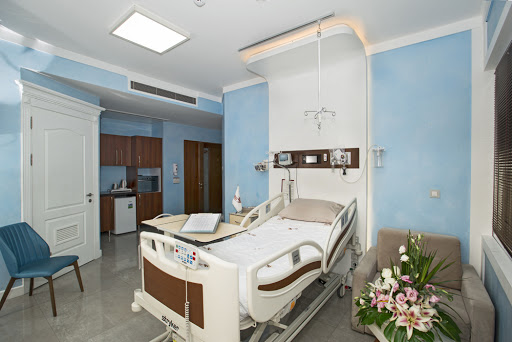 پاورپوینت بخش بستری بیمارستان