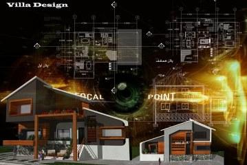 شیت لایه باز معماری 01 – شیت بندی آماده معماری – شیت معماری فتوشاپ