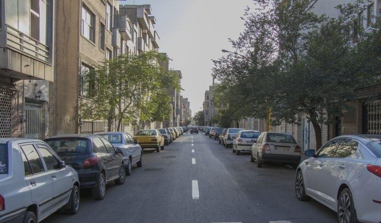 پاورپوینت تحلیل فضای شهری خیابان جمهوری تهران
