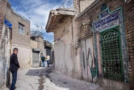 تحلیل فضای شهری محله عودلاجان – پروژه تحلیل فضای شهری