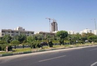 تحلیل فضای شهری محله دادمان تهران و تحلیل فضای شهری سایت در خیابان دادمان تهران