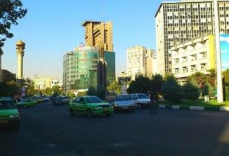 تحلیل فضای شهری میدان فاطمی تهران – پروژه تحلیل فضای شهری میدان جهاد تهران