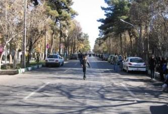 پاورپوینت تحلیل فضای شهری محور پارس – مدائن نازی آباد تهران