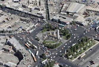 تحلیل فضای شهری میدان مطهری قم – تحلیل تاریخی و کالبدی میدان مطهری قم