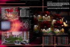پروژه طرح نهایی مجتمع مسکونی – پروژه معماری مجتمع مسکونی 11